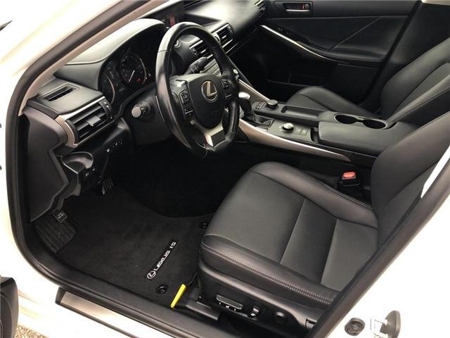 2017 Lexus IS 300 Base (Stk: 015436T) in Brampton - Image 14 of 22