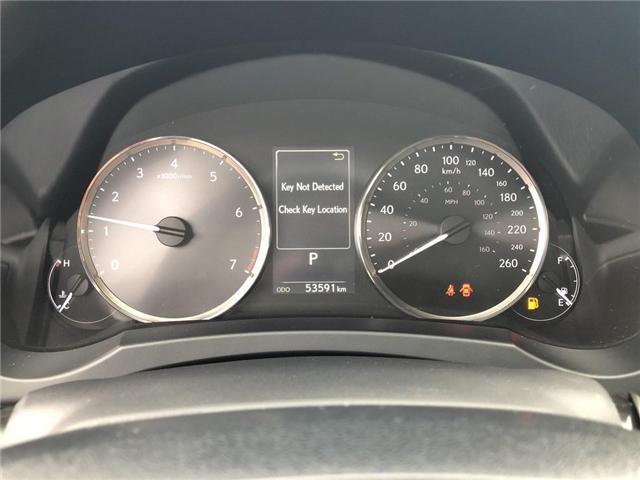 2017 Lexus IS 300 Base (Stk: 015436T) in Brampton - Image 16 of 22
