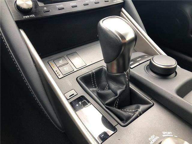 2017 Lexus IS 300 Base (Stk: 015436T) in Brampton - Image 22 of 22