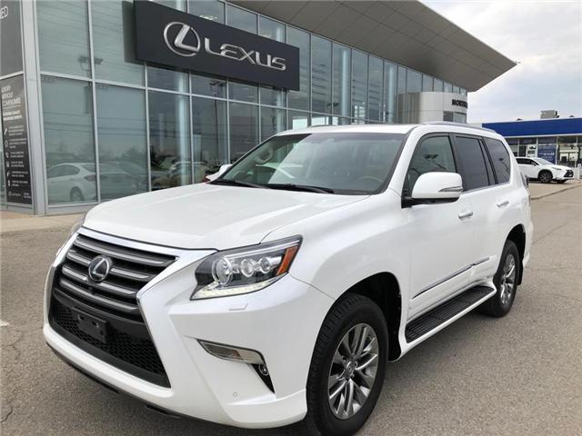 2016 Lexus GX 460 Base (Stk: 127497B) in Brampton - Image 1 of 21