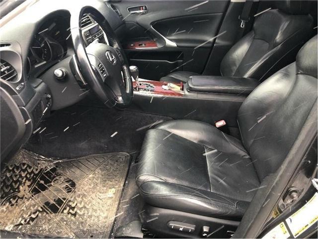 2007 Lexus IS 250 Base (Stk: 046449T) in Brampton - Image 10 of 16