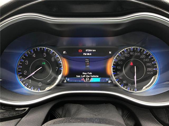 2015 Chrysler 200 C (Stk: 550282T) in Brampton - Image 5 of 6