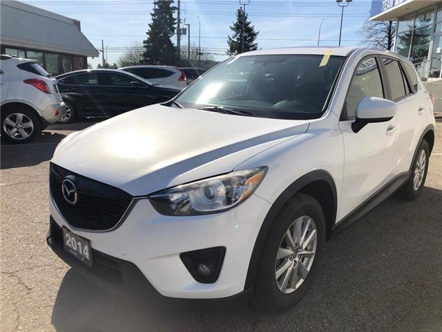 2014 Mazda CX-5 GS (Stk: 317452T) in Brampton - Image 1 of 13