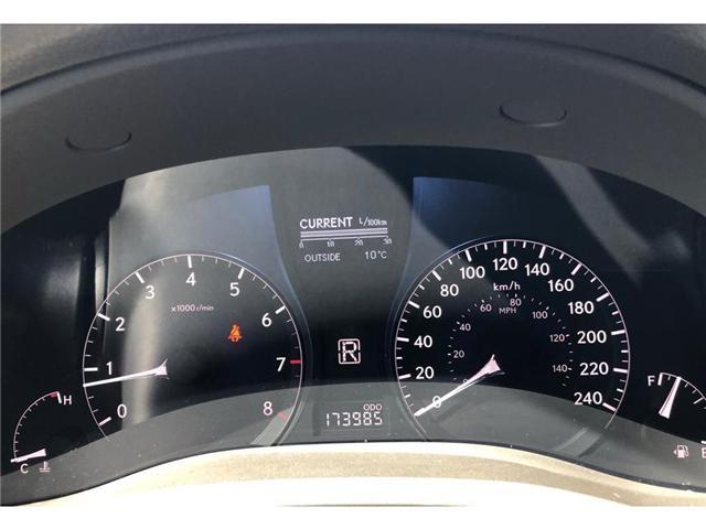 2010 Lexus RX 350 Base (Stk: 006166T) in Brampton - Image 9 of 24