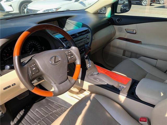 2010 Lexus RX 350 Base (Stk: 006166T) in Brampton - Image 11 of 24