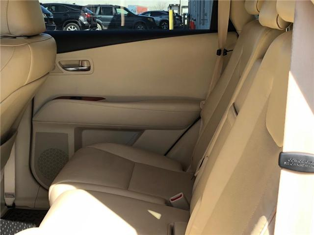 2010 Lexus RX 350 Base (Stk: 006166T) in Brampton - Image 23 of 24
