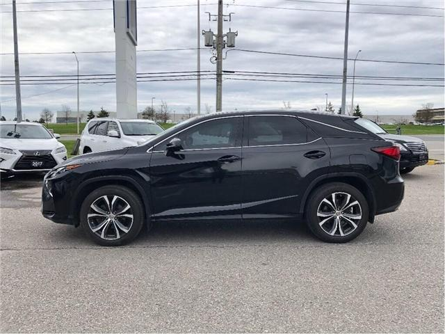 2017 Lexus RX 350 Base (Stk: 0155166T) in Brampton - Image 2 of 26