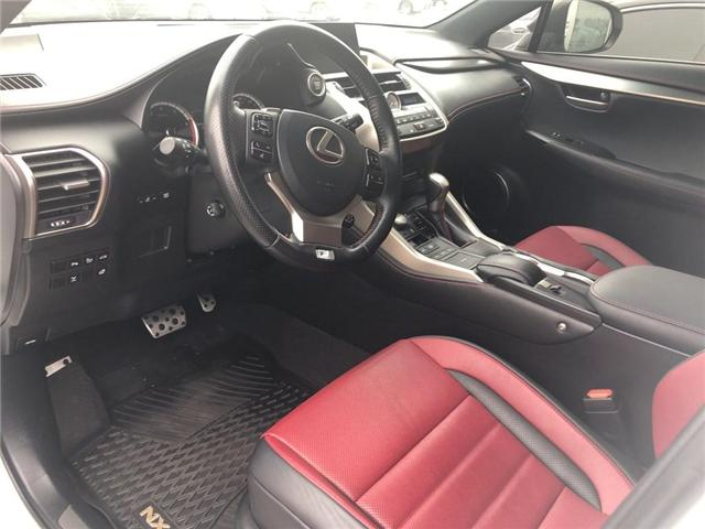 2017 Lexus NX 200t Base (Stk: 100680T) in Brampton - Image 7 of 15