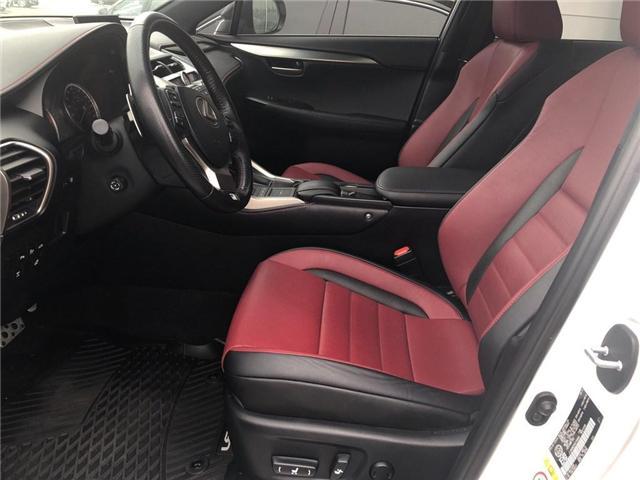 2017 Lexus NX 200t Base (Stk: 100680T) in Brampton - Image 8 of 15