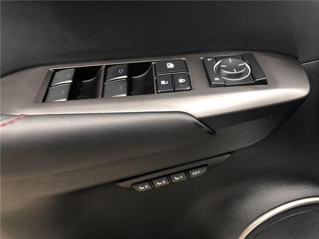 2017 Lexus NX 200t Base (Stk: 100680T) in Brampton - Image 9 of 15