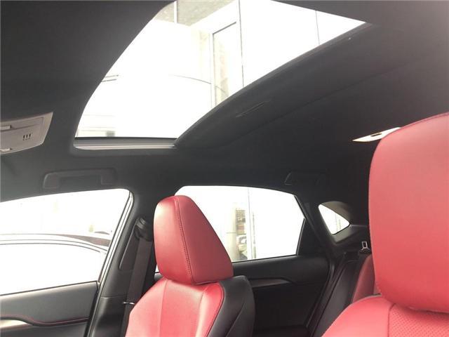 2017 Lexus NX 200t Base (Stk: 100680T) in Brampton - Image 10 of 15