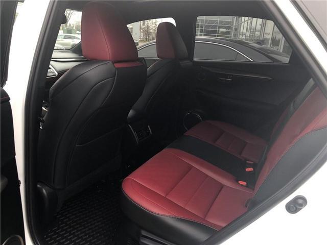 2017 Lexus NX 200t Base (Stk: 100680T) in Brampton - Image 11 of 15