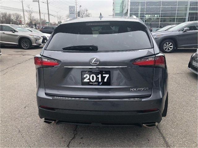 2017 Lexus NX 200t Base (Stk: 111183T) in Brampton - Image 6 of 19