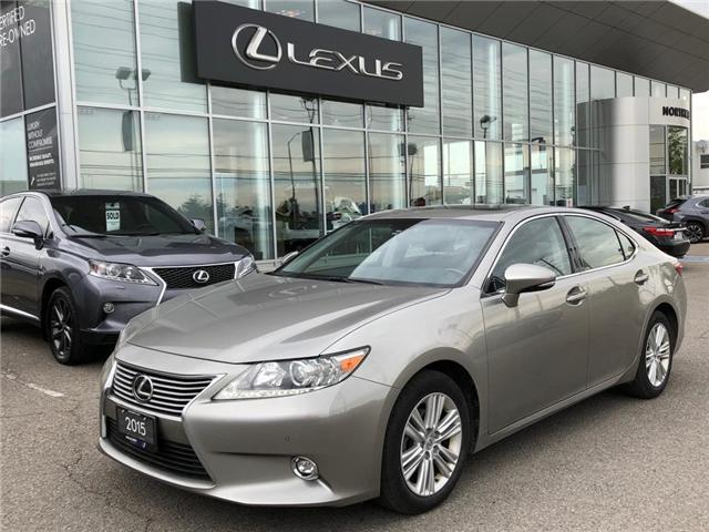 2015 Lexus ES 350 Base (Stk: 185103P) in Brampton - Image 1 of 14