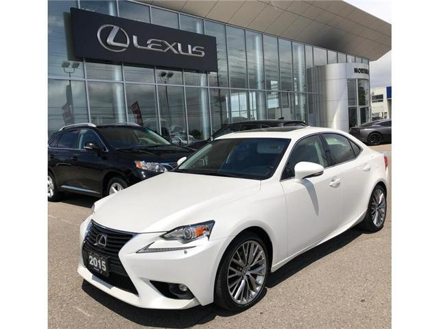 2015 Lexus IS 250 Base (Stk: 020249T) in Brampton - Image 1 of 27