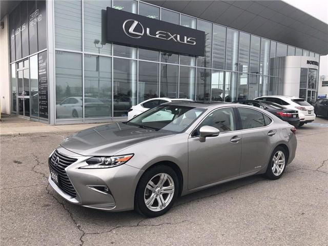 2016 Lexus ES 300h Base (Stk: 105241T) in Brampton - Image 1 of 21
