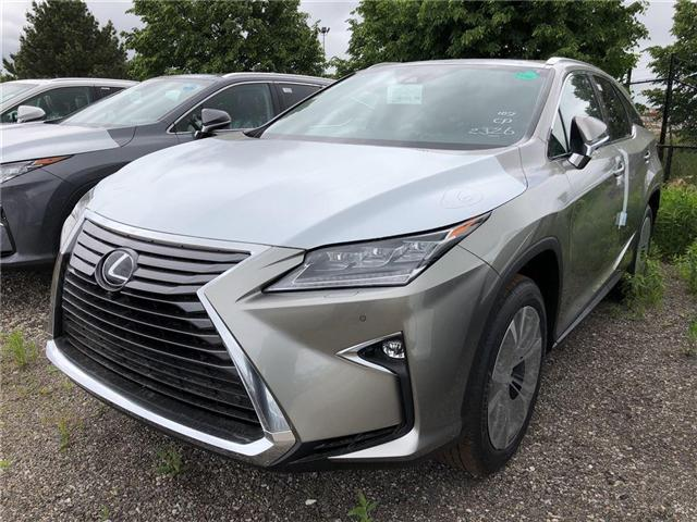 2018 Lexus RX 350L Luxury (Stk: 11650) in Brampton - Image 1 of 5