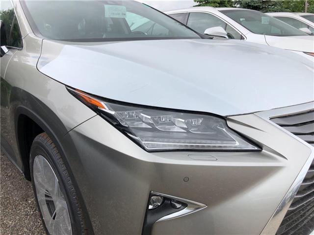 2018 Lexus RX 350L Luxury (Stk: 11650) in Brampton - Image 4 of 5