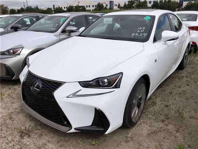 2018 Lexus IS 350 Base (Stk: 16092) in Brampton - Image 1 of 5