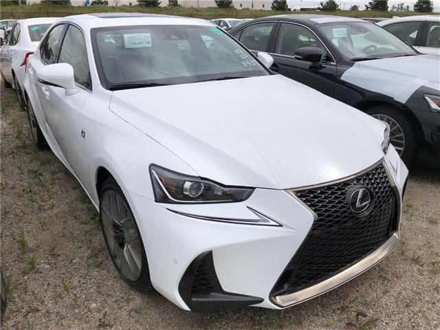 2018 Lexus IS 350 Base (Stk: 16092) in Brampton - Image 3 of 5