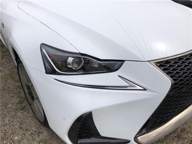 2018 Lexus IS 350 Base (Stk: 16092) in Brampton - Image 4 of 5