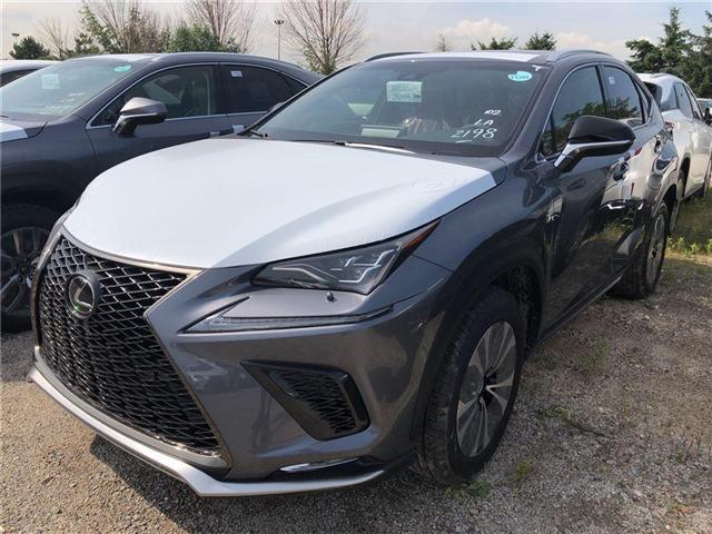 2019 Lexus NX 300 Base (Stk: 182335) in Brampton - Image 1 of 5