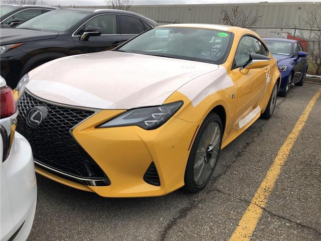 2019 Lexus RC 350 Base (Stk: 9205) in Brampton - Image 1 of 5
