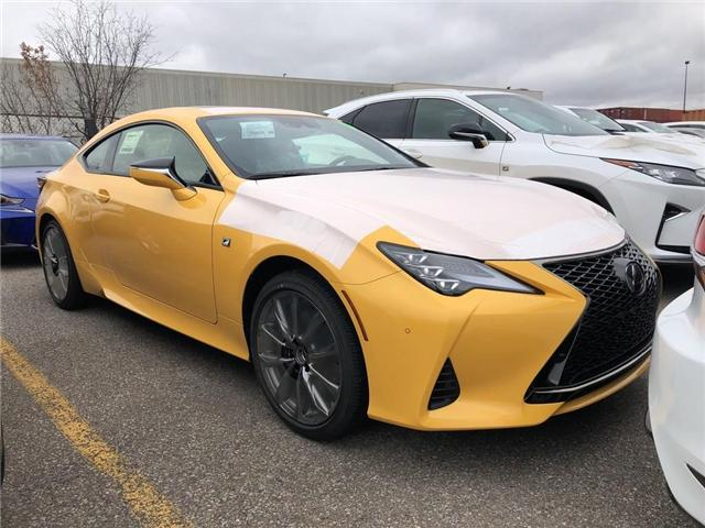 2019 Lexus RC 350 Base (Stk: 9205) in Brampton - Image 2 of 5
