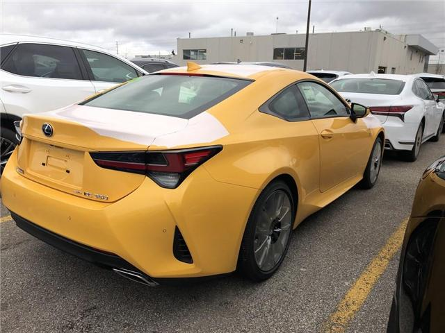 2019 Lexus RC 350 Base (Stk: 9205) in Brampton - Image 3 of 5