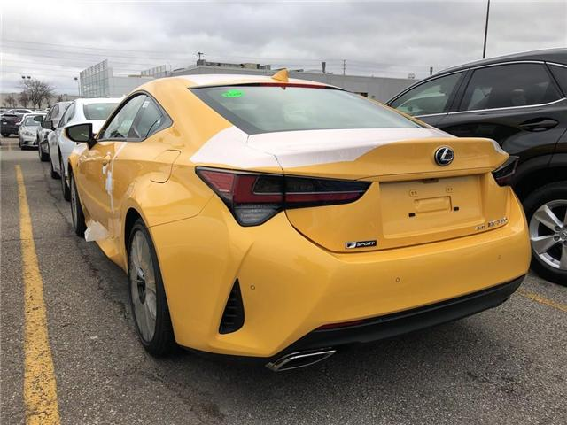 2019 Lexus RC 350 Base (Stk: 9205) in Brampton - Image 4 of 5