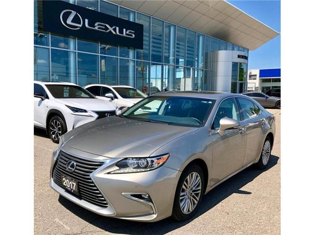 2017 Lexus ES 350 Base (Stk: 042174T) in Brampton - Image 1 of 22