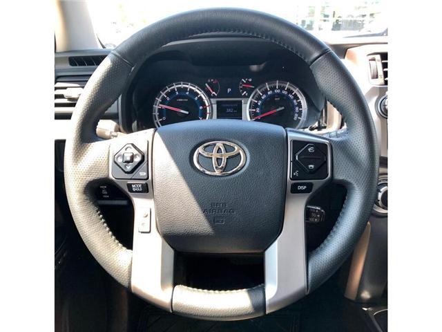 2018 Toyota 4Runner SR5 (Stk: 486872P) in Brampton - Image 16 of 19