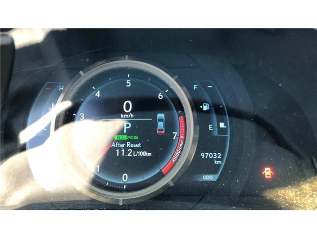2014 Lexus IS 250 Base (Stk: 013018T) in Brampton - Image 9 of 14