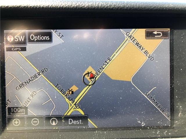 2014 Lexus IS 250 Base (Stk: 013018T) in Brampton - Image 12 of 14