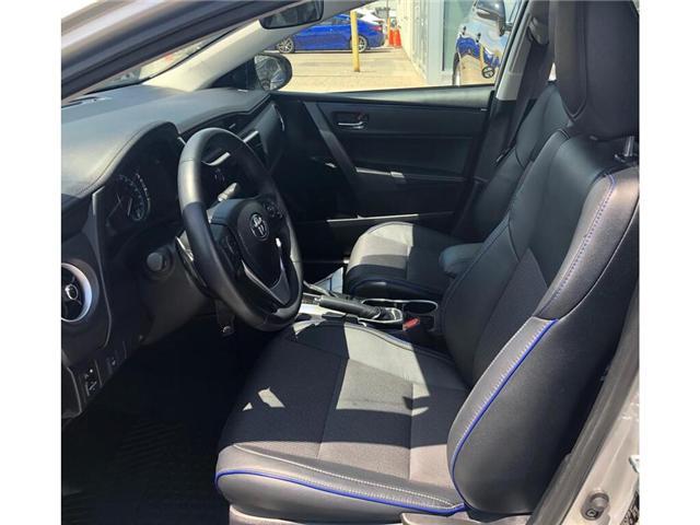 2019 Toyota Corolla SE (Stk: 161054T) in Brampton - Image 17 of 20