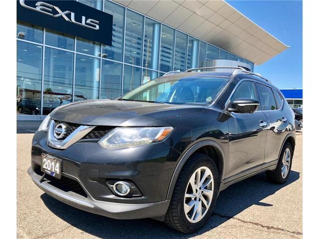 2014 Nissan Rogue SL (Stk: 763524T) in Brampton - Image 1 of 10