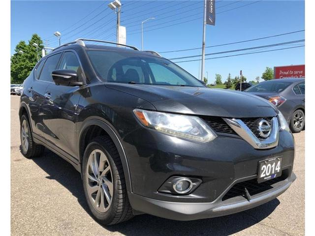 2014 Nissan Rogue SL (Stk: 763524T) in Brampton - Image 5 of 10
