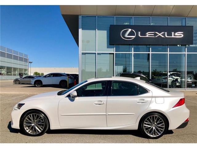 2017 Lexus IS 300 Base (Stk: 015939T) in Brampton - Image 9 of 26