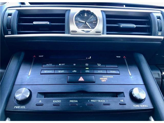 2017 Lexus IS 300 Base (Stk: 015939T) in Brampton - Image 23 of 26
