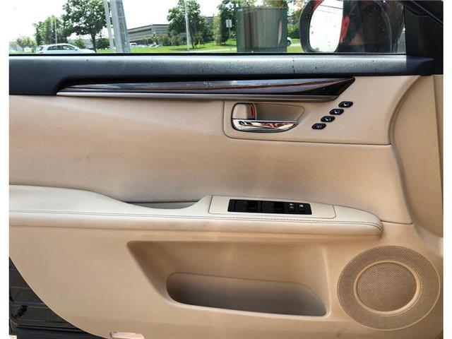 2014 Lexus ES 350 Base (Stk: 121045T) in Brampton - Image 9 of 17