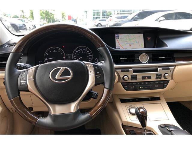 2014 Lexus ES 350 Base (Stk: 121045T) in Brampton - Image 10 of 17