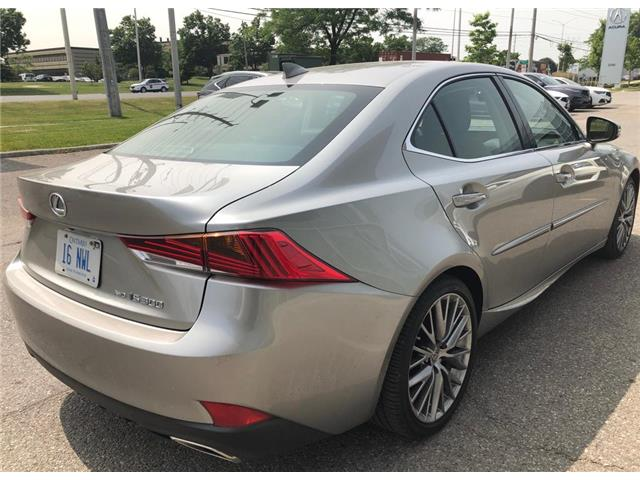 2019 Lexus IS 300 Base (Stk: 38936) in Brampton - Image 6 of 21