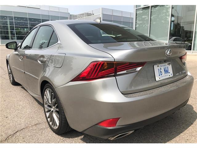 2019 Lexus IS 300 Base (Stk: 38936) in Brampton - Image 8 of 21