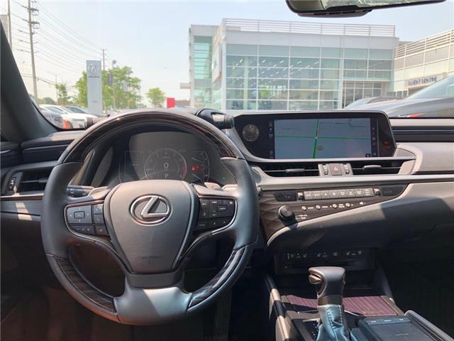 2019 Lexus ES 350 Premium (Stk: 1682) in Brampton - Image 10 of 18