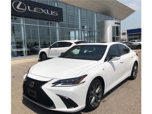 2019 Lexus ES 350 Premium (Stk: 23874) in Brampton - Image 1 of 21