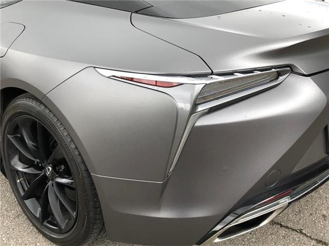 2018 Lexus LC 500 Base (Stk: 001312T) in Brampton - Image 11 of 27