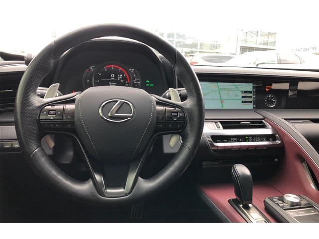 2018 Lexus LC 500 Base (Stk: 001312T) in Brampton - Image 15 of 27