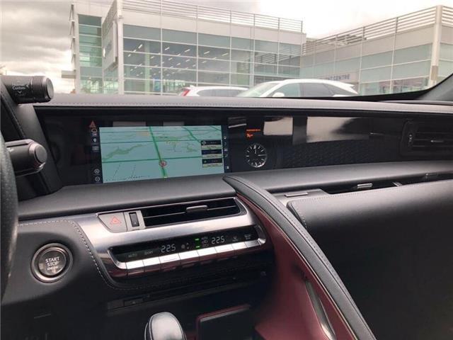 2018 Lexus LC 500 Base (Stk: 001312T) in Brampton - Image 21 of 27