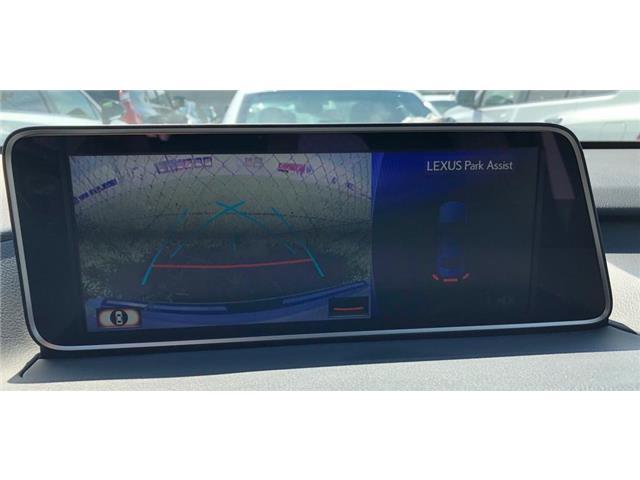 2019 Lexus RX 450h Base (Stk: 32872) in Brampton - Image 8 of 11