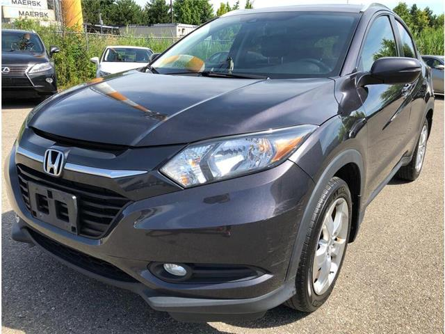 2016 Honda HR-V EX-L (Stk: 100747T) in Brampton - Image 1 of 16